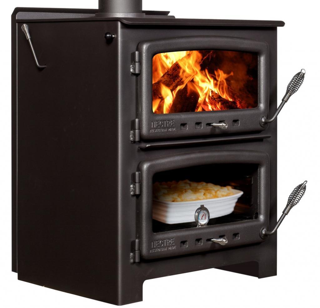 Poêles et foyers Keystone  Poêle et cuisinière à bois