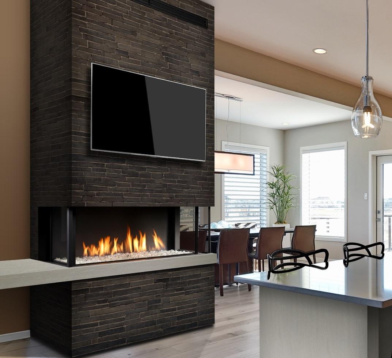 M Design Foyer Gaz : Poêles et foyers keystone gaz naturel propane